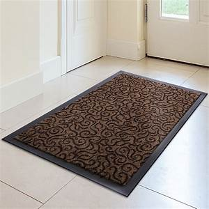 tapis entree maison usage prive et commercial qualite With tapis entrée original