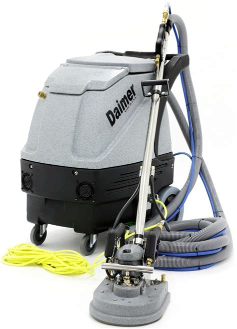 Daimer Launches Patented Floor Cleaning Machines