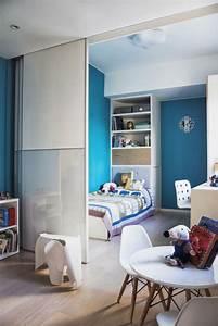 Kinderzimmer Ideen Für Kleine Zimmer : raumteiler kinderzimmer eine hilfe bei der kinderzimmergestaltung geschwister zimmer ~ Indierocktalk.com Haus und Dekorationen