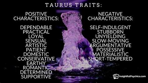 best qualities of a taurus taurus the bull astrological guide