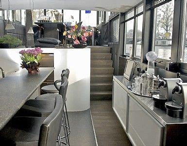 Häuser Mieten Amsterdam by Exklusives Hausboot Mit Wunderbarer Aussicht Im Zentrum