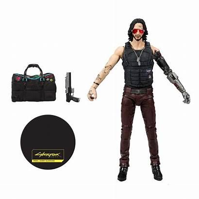 Cyberpunk 2077 Johnny Silverhand Figure Figures Variant