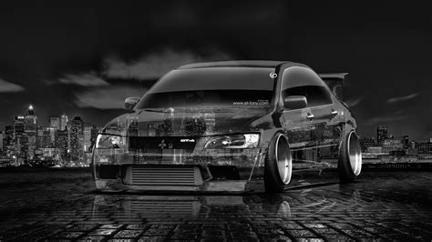 See more ideas about jdm wallpaper, jdm, jdm cars. Mitsubishi Lancer Evolution JDM Tuning Crystal City Car ...