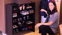 how to store shoes How to Store Shoes in a Small Space : Home Organization ...