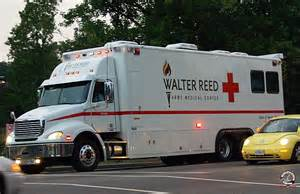 Walter Reed Ambulance