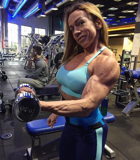 oana marinescu  beauty muscle