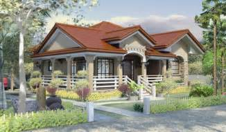 Bungalow Home Design by Home Design One Story House Plan Home Design Bungalow