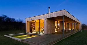 maison bois moderne les 3 elements pour reussir sa With maison bois toit terrasse