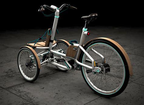 An Electric Trike Concept By Dimitris Niavis