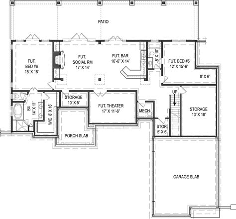 basement house plans house with basement plans and basement garage house plan