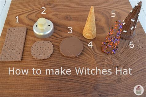 how to make hats wicked witch cupcakes for halloween hoosier homemade