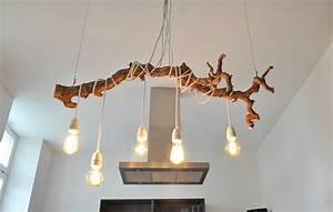 Lampe Mit Holzstamm : textilkabel f r ihre individuelle design lampe ~ Indierocktalk.com Haus und Dekorationen