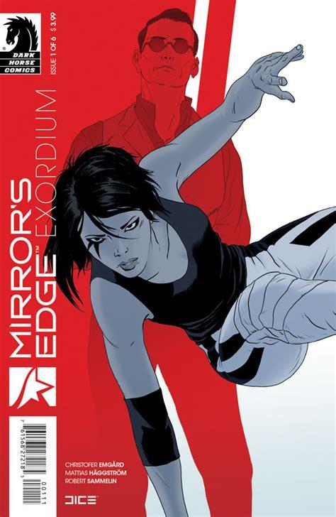 mirrors edge exordium  profile dark horse comics