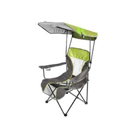 Kmart Chairs With Canopy by Swimways Premium Canopy Chair Lime Green Fitness