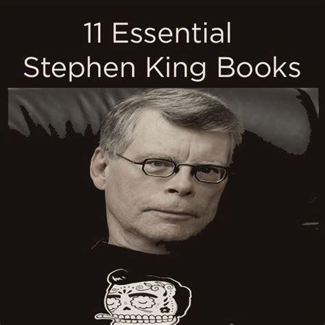 11 Essential Stephen King Books
