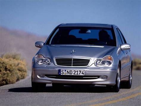 Review Mercedes C Class Sedan review mercedes w203 c class sedan 2000 07