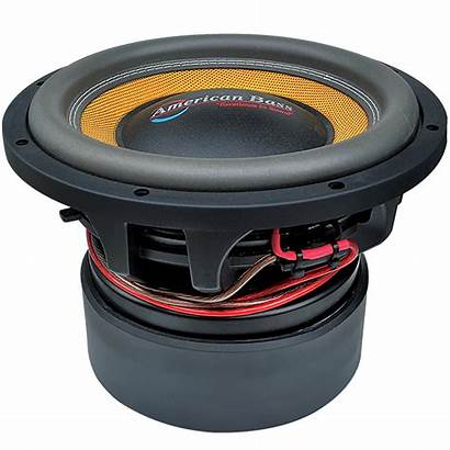 Bass American Subwoofer Series Godfather Sub Woofer