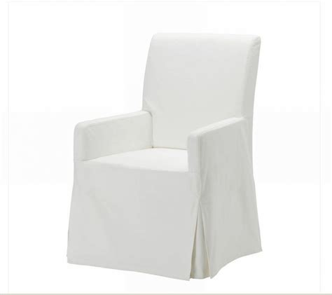 ikea washable dining chair covers ikea henriksdal chair w arms slipcover cover 21 quot 54cm