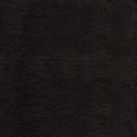 kensington curtain fabric black cheap noir chenile