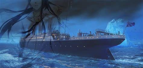 titanic parody zerochan anime image board