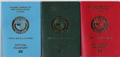 list  countries nigeria passport  enter