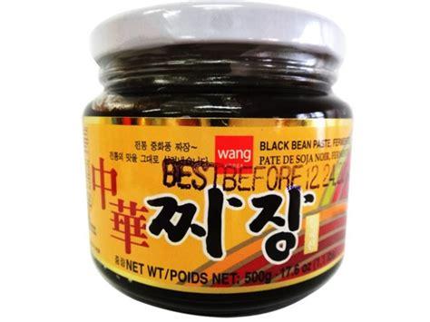 pate de soja noir quot wang quot 500g