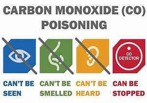 Carbon Monoxide Is Often Found In Pockets Of Coal  This I
