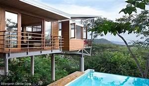 Maison Avec Sous Sol Sur Terrain En Pente : construire sa maison sur un terrain en pente comment et quel prix ~ Melissatoandfro.com Idées de Décoration