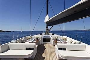 Shamanna Nautor Swan 115 FD Luxury Sailing Charter Yacht