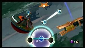 Super Mario Galaxy 2: Space Storm Galaxy - Green Star 1 ...