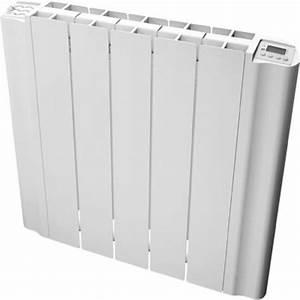 Radiateur à Inertie Sèche : radiateur lectrique inertie s che st atite al advance ~ Edinachiropracticcenter.com Idées de Décoration