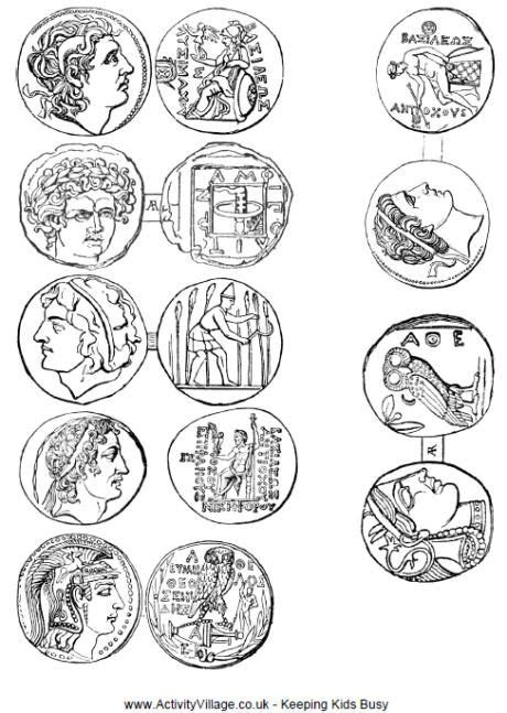 Permalink to Tudor Coins Printable 1