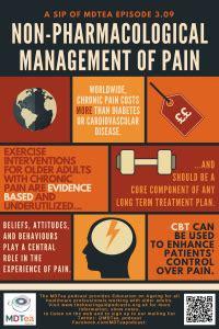 episode   pharmacological management  pain