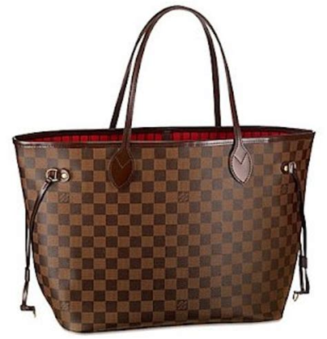 size louis vuitton neverfull tote    hubpages