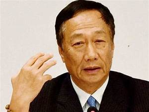 Foxconn chief Terry Gou: Looking at long-term investments ...