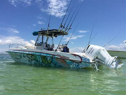 Fishing Offshore Boat Tampa Bay Fish Charters