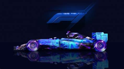 wallpaper formula  mercedes   racing cars side
