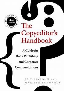 Download Pdf  The Copyeditor U0026 39 S Handbook  A Guide For Book