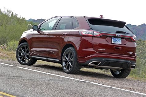 ford edge sport redesign  price engine