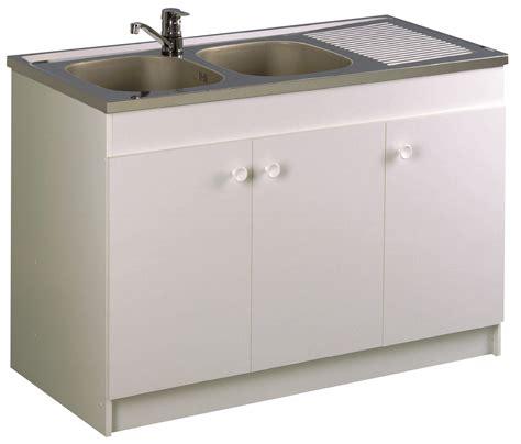 meuble de cuisine sous evier sesame aquarine pro