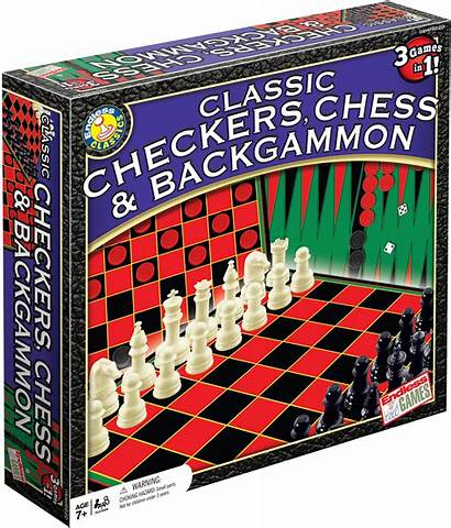 Chess Backgammon Checkers Classic Games Dice Puzzles