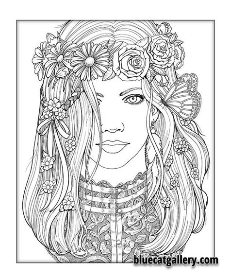 color  beautiful women   world coloring book