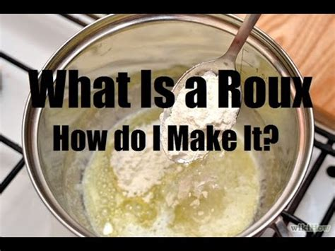 roux blond cuisine what is a roux and how to it white blond and