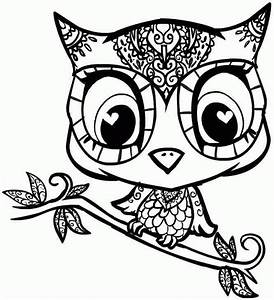 Abstract Animal Coloring Pages - Coloring Home