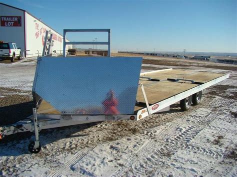 Sno Pro Sled Deck Dealers by 2012 Sno Pro 4 Place Snowmobile Trailer 22 Kramer