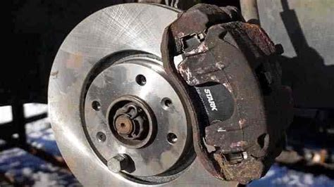 symptoms    brake caliper sticking  totally