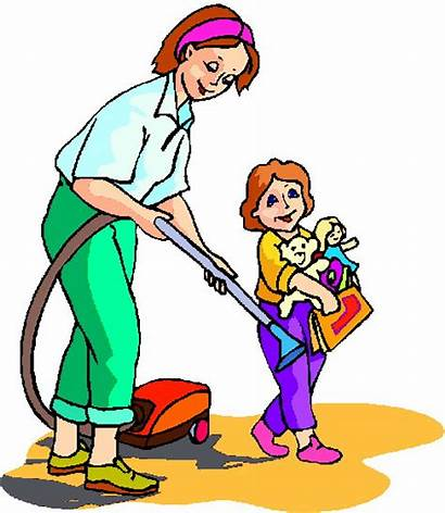 Chores Clip Cleaning Ya Heard Sister Authors