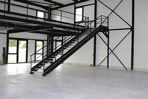 Escalier Métallique Industriel : escalier industriel haguenau r gion m tallerie bas rhin ~ Melissatoandfro.com Idées de Décoration