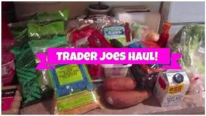 Trader Joes Haul! - YouTube