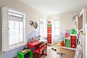 Aufbewahrungsboxen Kinderzimmer Design : absolut fantastisch klassisch kinderzimmer amerikanisches haus mit gr ne aufbewahrungsboxenund ~ Whattoseeinmadrid.com Haus und Dekorationen
